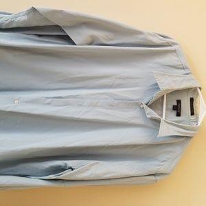 Men's DKNY casual botton down shirt
